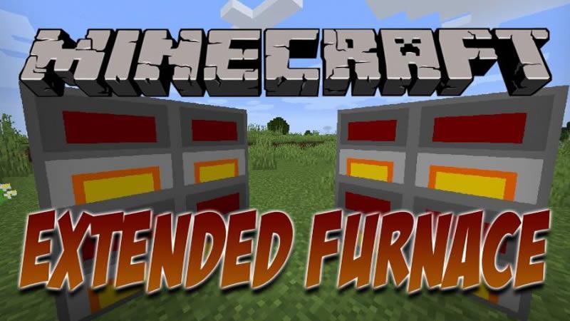 Extended Furnace Mod
