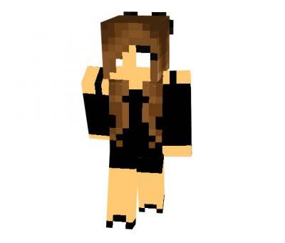 Herobrines Long Lost Sister | Minecraft Skins