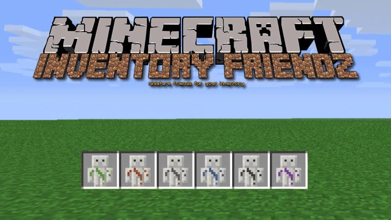 Inventory FriendZ Mod for Minecraft
