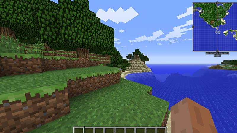 JourneyMap Mod Screenshot 2