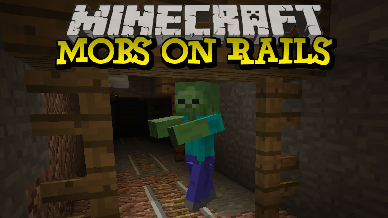 Mobs On Rails Mod