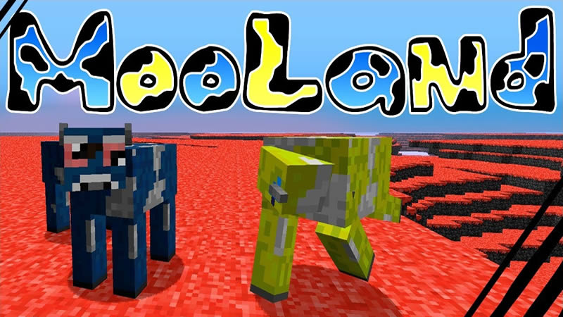 Moolands Mod for Minecraft