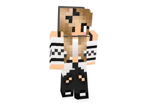 My Winter Skin for Minecraft Girl