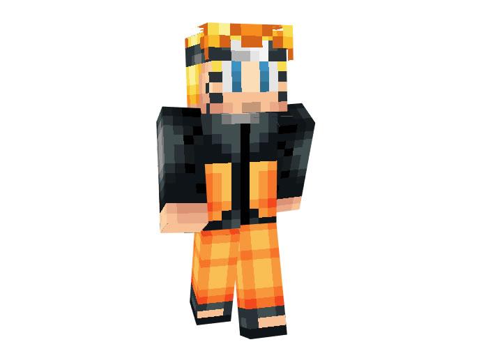 Naruto Skin for Minecraft