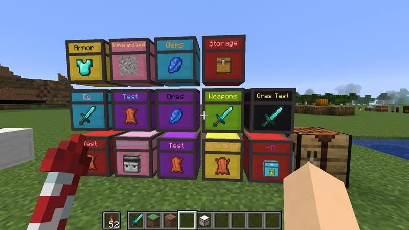 Quartz Chests Mod Screenshot