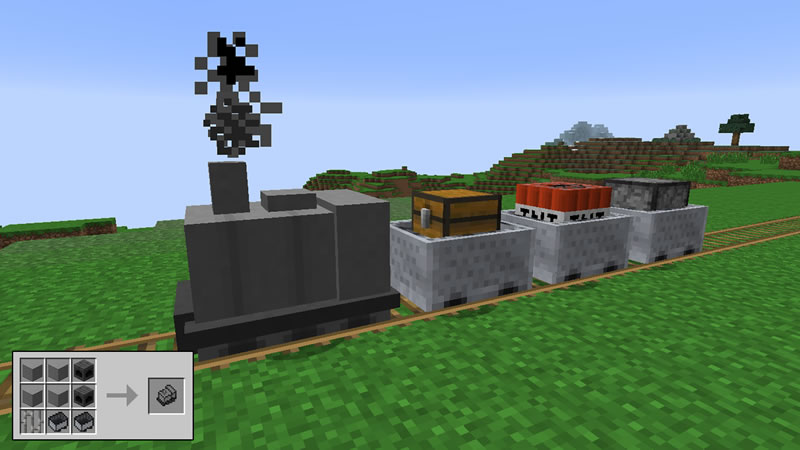 Railcraft Mod Screenshot 2