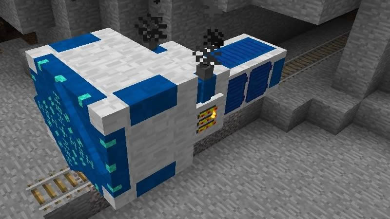 Railcraft Mod Screenshot 3