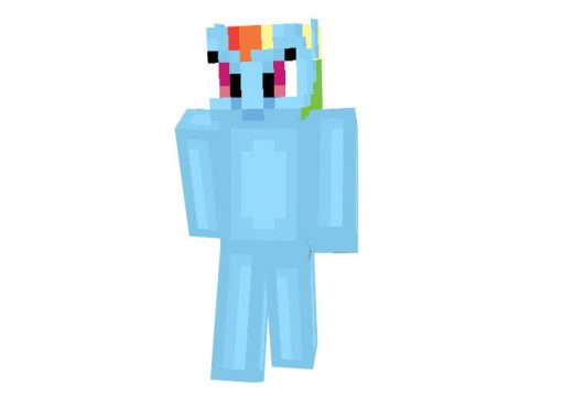Rainbow Dash Skin (My Little Pony)