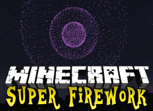 Super Firework Mod