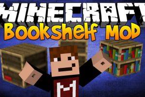 Bookshelf Mod