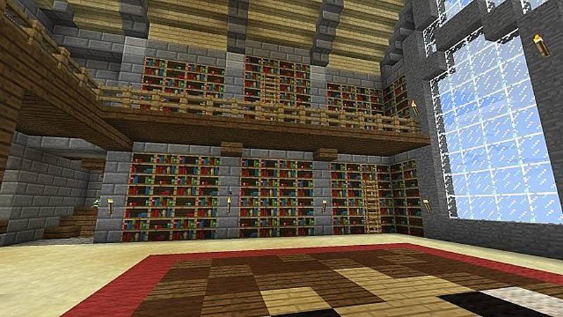 Bookshelf Mod Screenshot