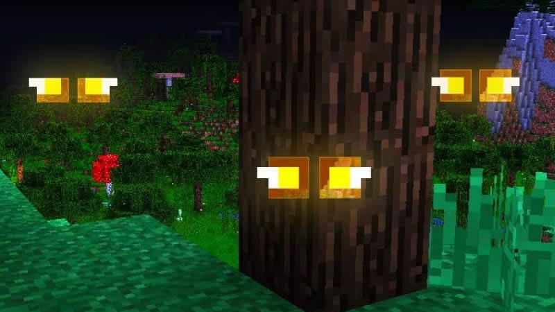 Eyes in the Darkness Mod Screenshot
