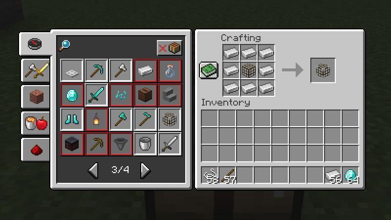 Fish Traps Mod Crafting Recipe 2