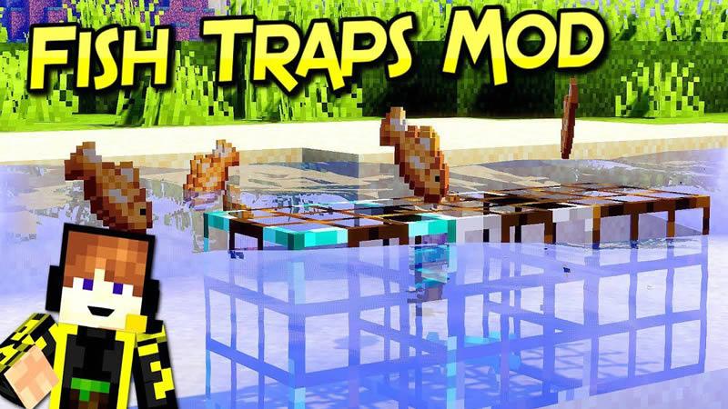 Fish Traps Mod