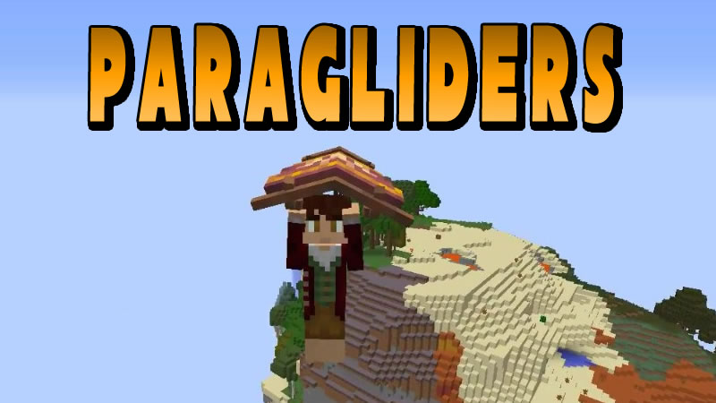 Paragliders Mod
