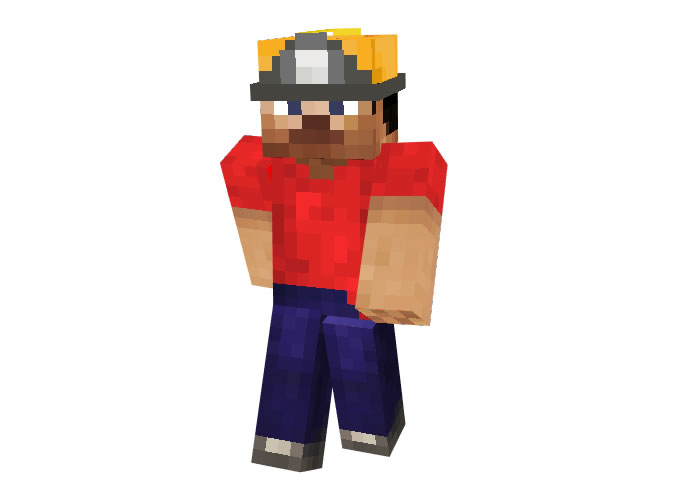 Steve Miner   Minecraft Skins