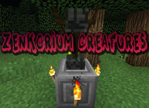 Zenkorium Creatures Mod