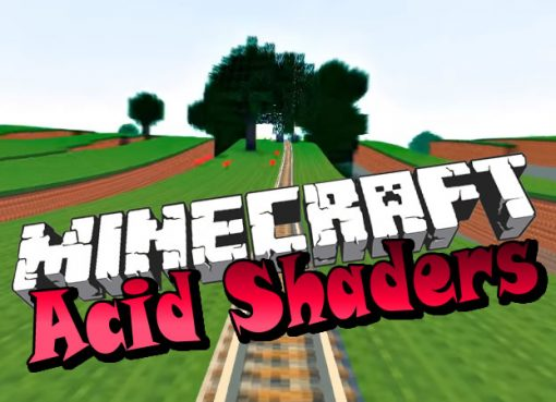 Acid Shaders for Minecraft