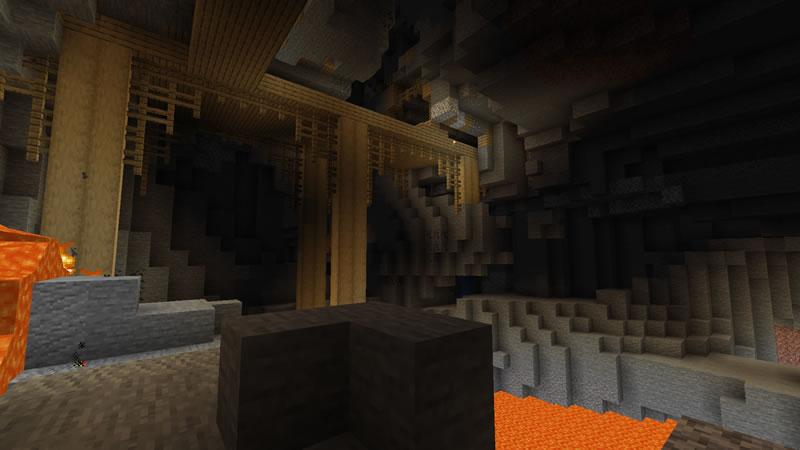 Better Mineshafts Mod Screenshot 2