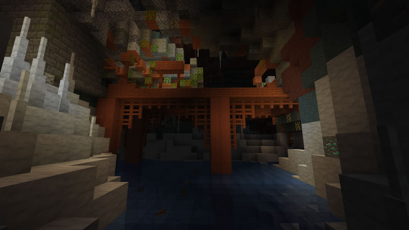 Better Mineshafts Mod Screenshot 6