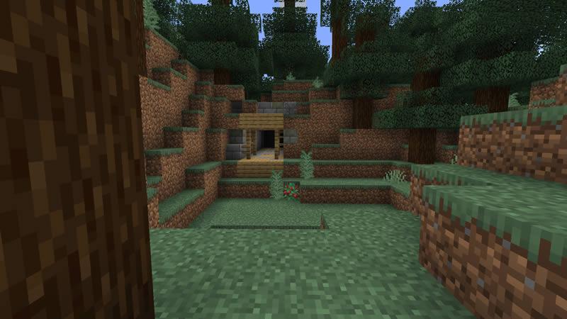 Better Mineshafts Mod Screenshot