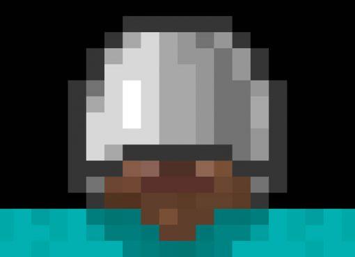 Bucket Hat Mod for Minecraft