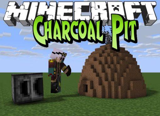 Charcoal Pit Mod