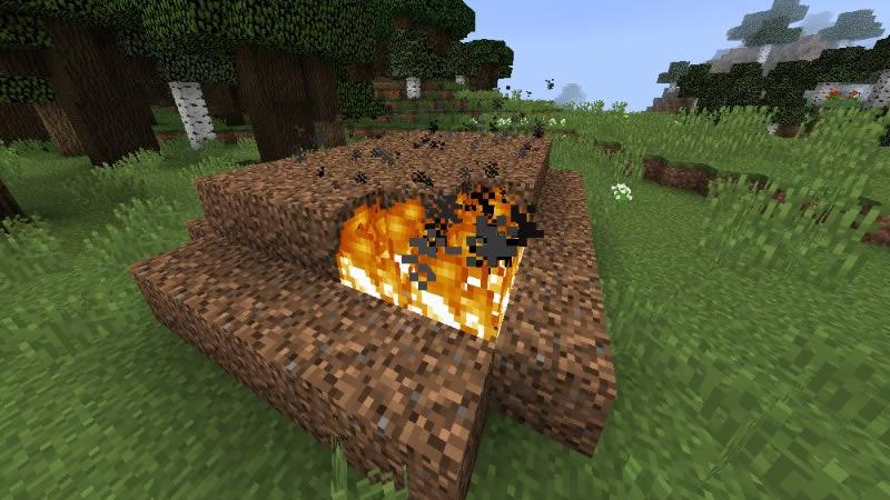 Charcoal Pit Mod Screenshot 4