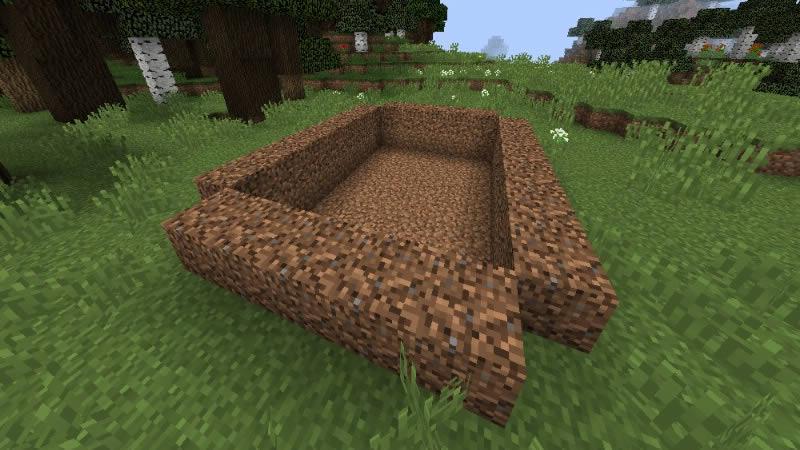 Charcoal Pit Mod Screenshot