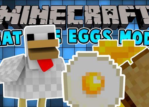 Eat the Eggs Mod
