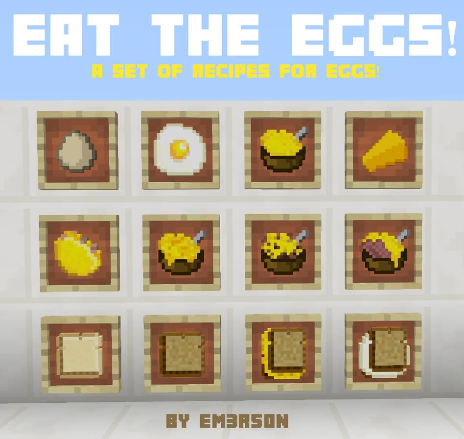 Eat the Eggs Mod Screenshot