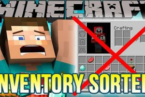 Inventory Sorting Mod