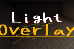 Light Overlay Mod for Minecraft
