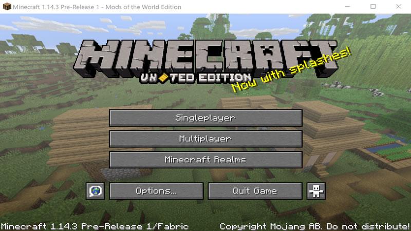 Mods of the World Screenshot