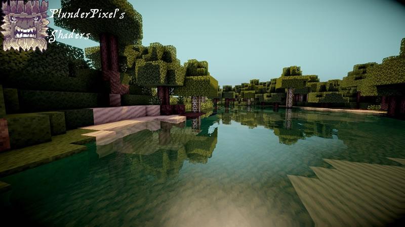 PlunderPixels Shaders Screenshot