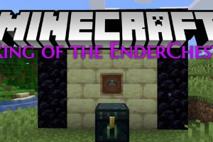 Ring of the Enderchest Mod for Minecraft