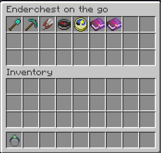 Ring of the Enderchest Mod Screenshot 2