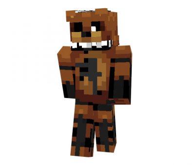 S3IN Skin Like FNAF for Minecraft