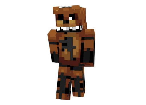 S3IN Skin Like FNAF for Minecraft