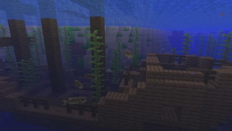 Savanna Mountain and Four Villages Seed Screenshot 5