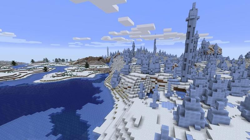 Shipwreck on the Iceberg Seed Screenshot 3