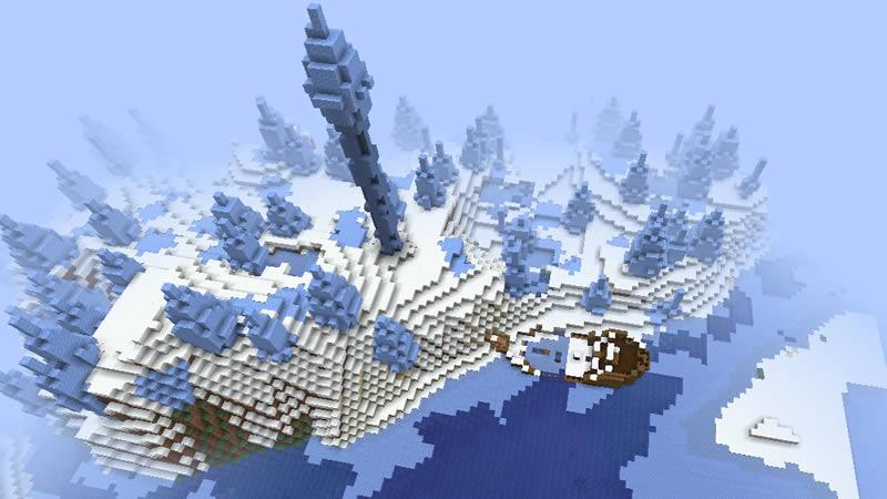 Shipwreck on the Iceberg Seed Screenshot 4