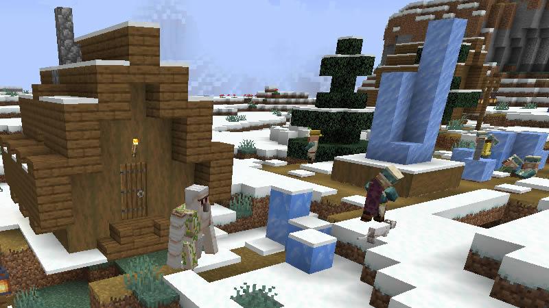 Shipwreck on the Iceberg Seed Screenshot 5