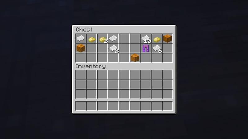 Shipwreck on the Iceberg Seed Screenshot