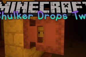 Shulker Drops Two Mod for Minecraft