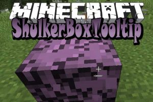 ShulkerBoxTooltip Mod for Minecraft