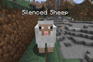 Silence Mobs Mod for Minecraft