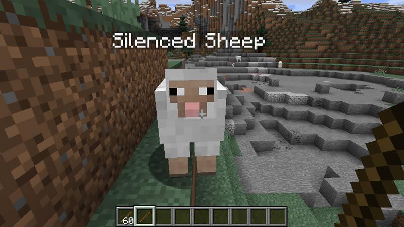 Silence Mobs Mod Screenshot 3