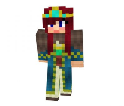 Skyrim Noble Skin for Minecraft