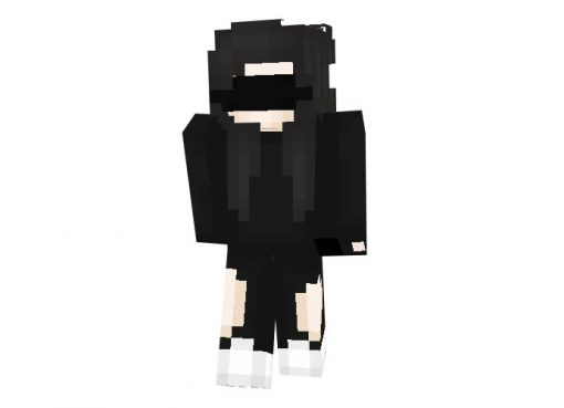 SunnyBunny | Minecraft Halloween Skin for Girl